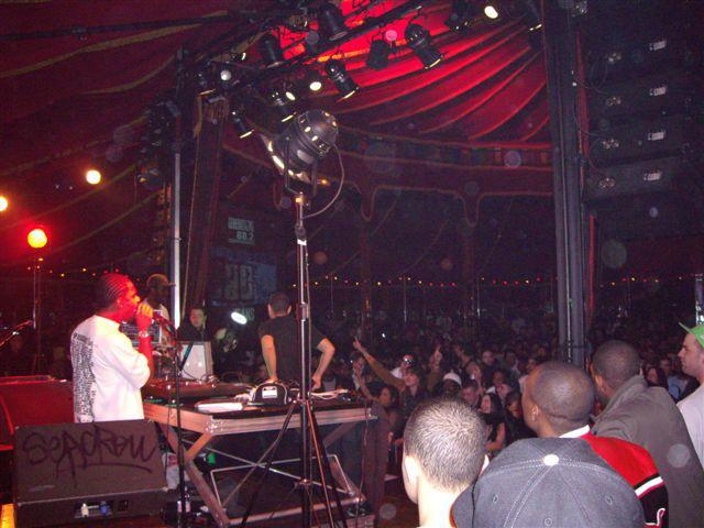Dj Fab, Siaka et le Public